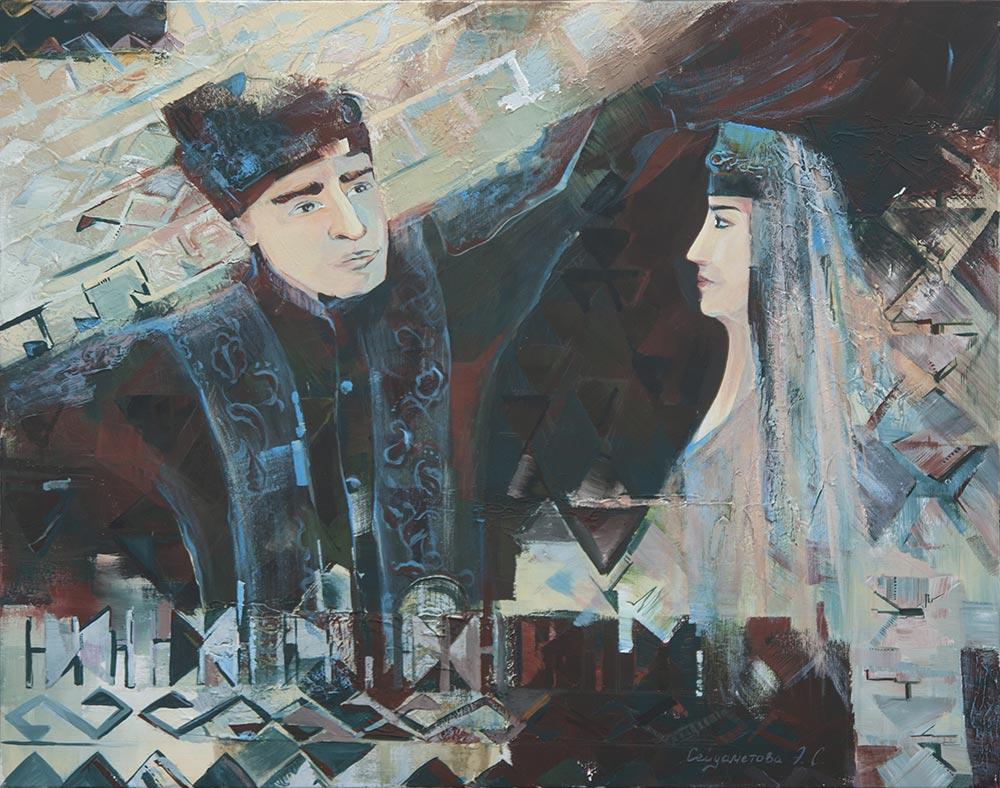 Свадьба по-татарски: как проходил никах — Реальное время | 788x1000