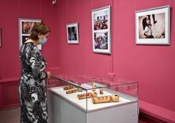 Открытие двух выставок о японской культуре